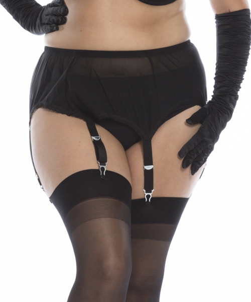 PLUS SIZE TIGHTS 20 DENIER